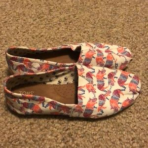 Women's Toms Special Edition WWF